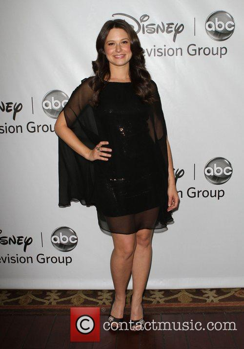 Katie Lowes Disney ABC Television Group Hosts TCA...