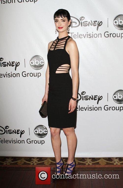 Krysten Ritter Disney ABC Television Group Hosts TCA...