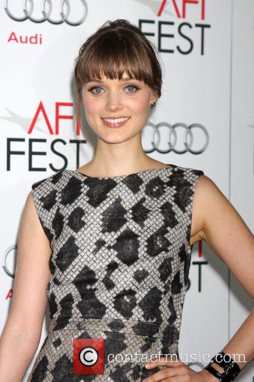 Bella Heathcote and Grauman's Chinese Theatre 1