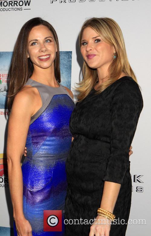 Jenna Bush Hager and Barbara Bush 5