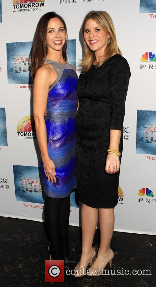 Jenna Bush Hager and Barbara Bush 7