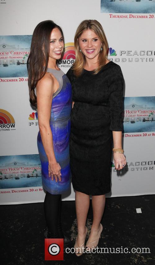 Barbara Bush and Jenna Bush Hager 7