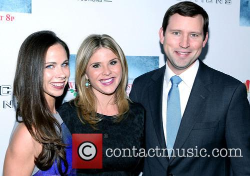 Barbara Bush, Jenna Bush Hager and Henry Chase Hager 8
