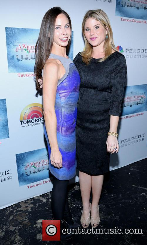 Barbara Bush and Jenna Bush Hager 3