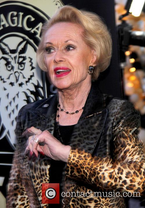 Tippi Hedren and The Magic Castle 3