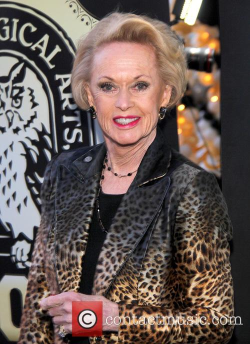 Tippi Hedren and The Magic Castle 2