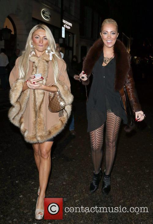 Aisleyne Horgan-Wallace Aisleyne Horgan-Wallace in good spirits whilst...