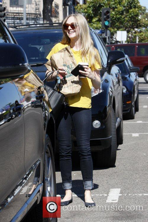 Amanda Seyfried out and about Beverly Hills, California