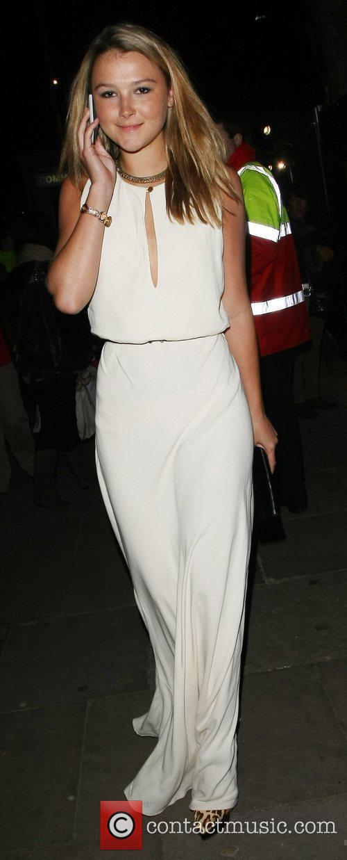 'W.E' UK premiere held at the Odeon Kensington...
