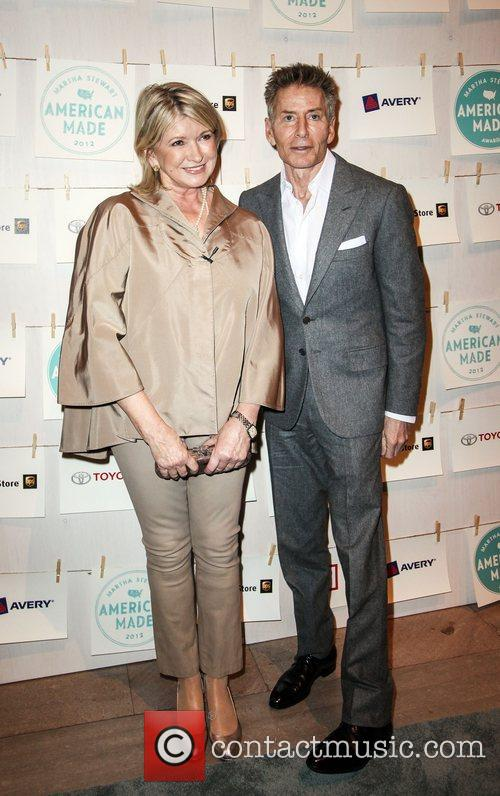 Martha Stewart and Calvin Klein 1