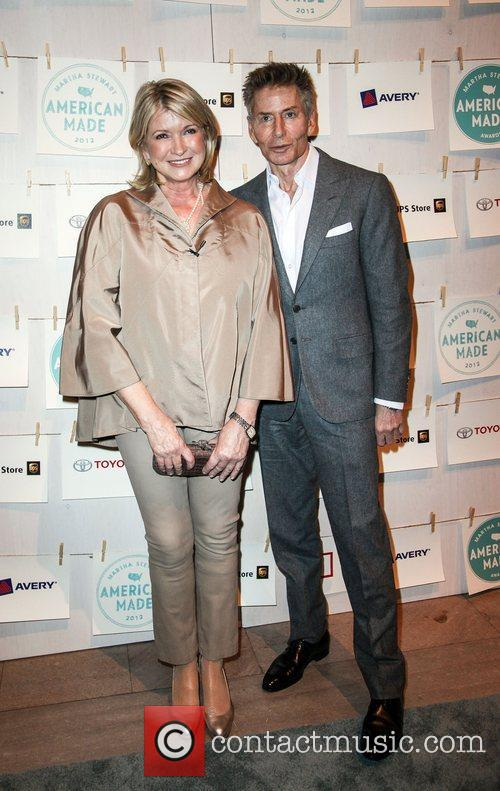Martha Stewart and Calvin Klein 4
