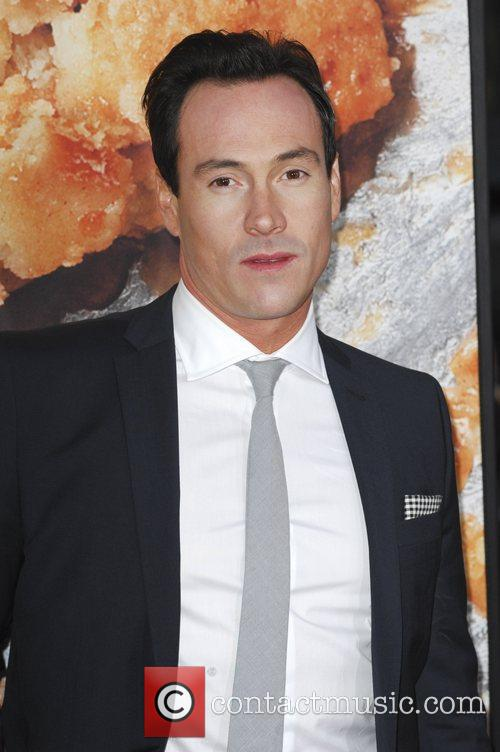 Chris Klein and Grauman's Chinese Theatre 2