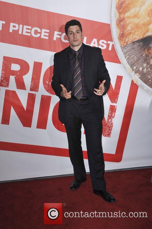 Jason Biggs and Grauman's Chinese Theatre 5