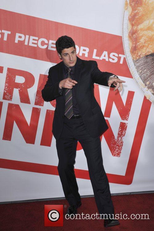 Jason Biggs and Grauman's Chinese Theatre 6