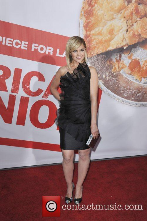 Mena Suvari and Grauman's Chinese Theatre 5