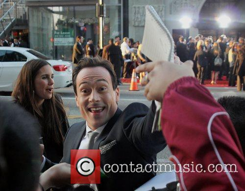 Chris Klein and Grauman's Chinese Theatre 1