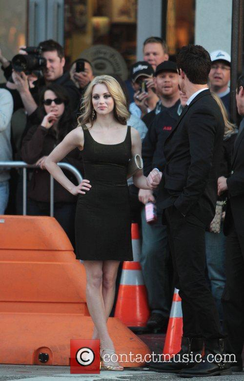 Guest, Jason Biggs and Grauman's Chinese Theatre 2