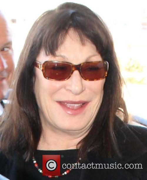 Anjelica Huston Anjelica Huston arrives at Los Angeles...