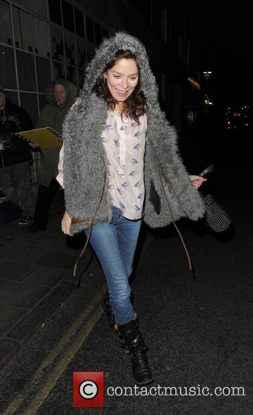 Anna Friel, Vaudeville Theatre and Uncle Vanya 12