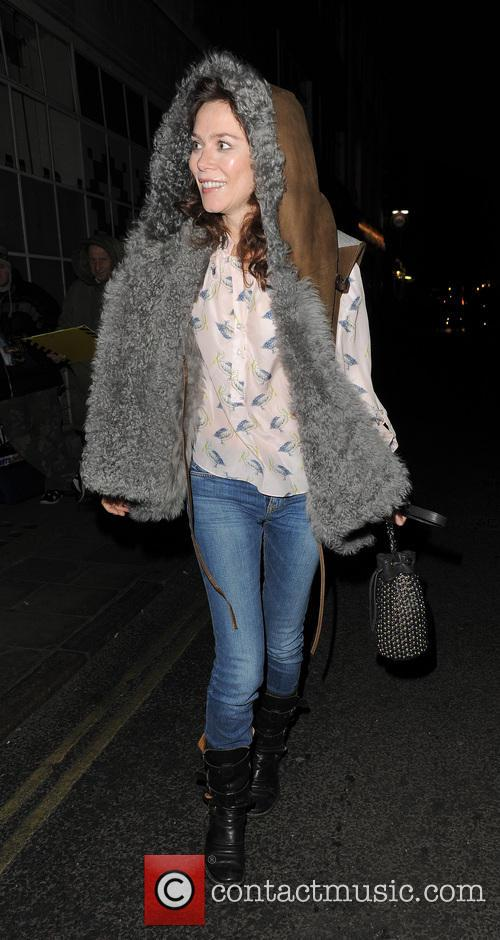 Anna Friel, Vaudeville Theatre and Uncle Vanya 13