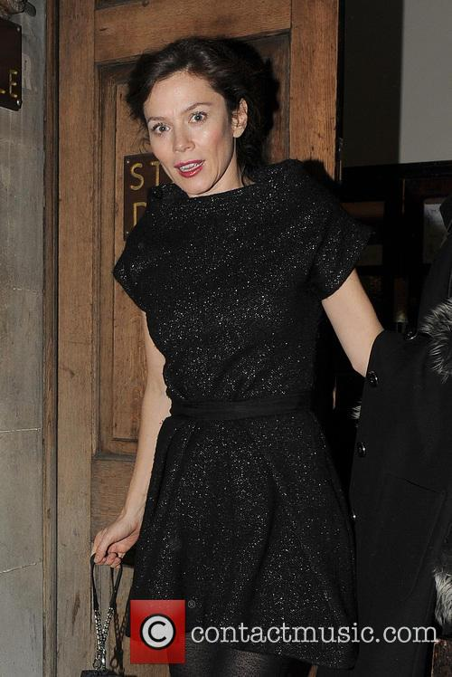 Anna Friel and Groucho Club 2