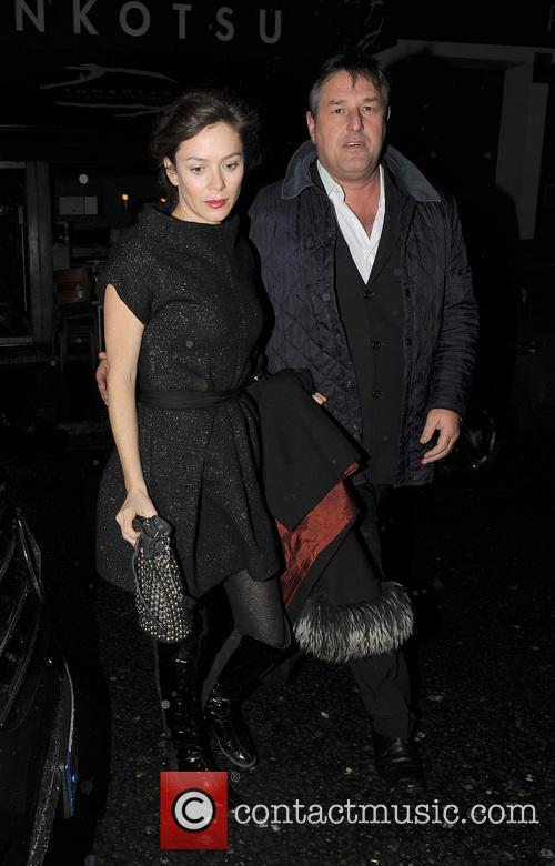 Anna Friel and Groucho Club 4