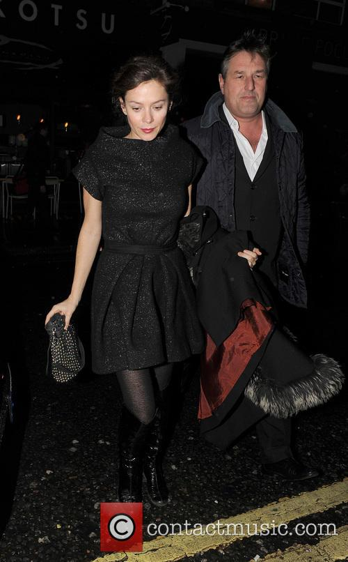 Anna Friel and Groucho Club 8
