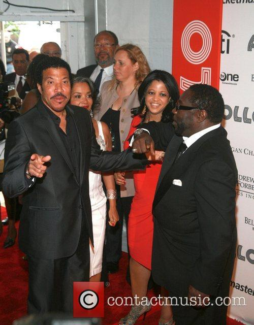 lional richie and eddie levert attend the 3926860