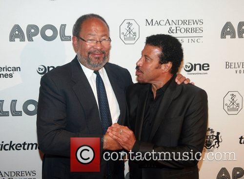 Richard Parsons and Lionel Richie 2