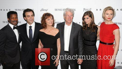 Nate Parker, Brit Marling, Laetitia Casta, Richard Gere and Susan Sarandon 5