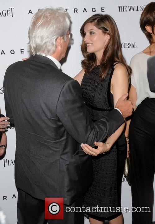 Richard Gere and Laetitia Casta 2