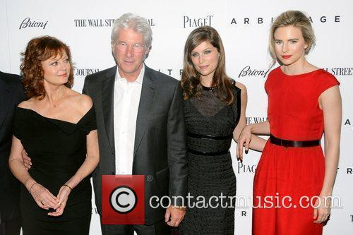 Susan Sarandon, Brit Marling, Laetitia Casta, Richard Gere