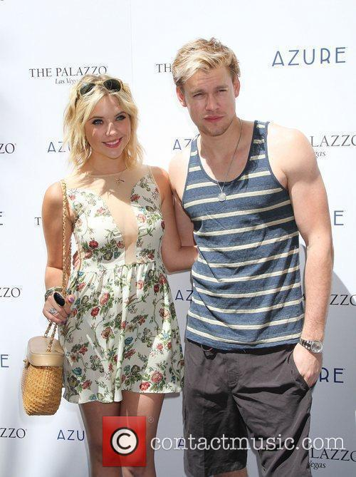 Ashley Benson and Chord Overstreet 4