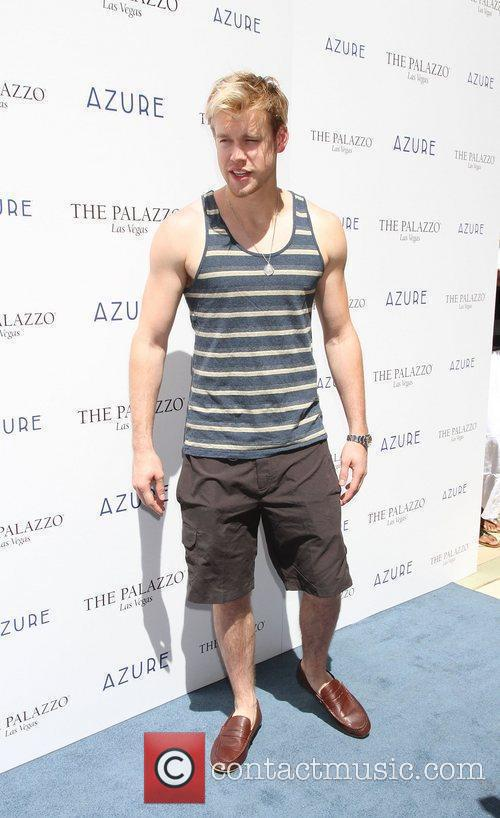 Chord Overstreet  Azure Pool At The Palazzo...