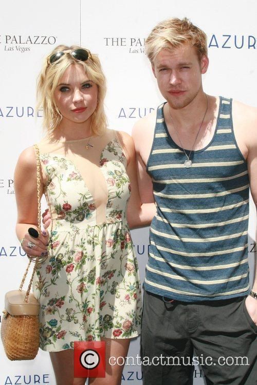Ashley Benson and Chord Overstreet 5