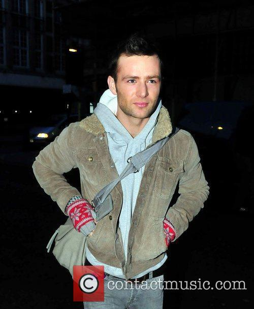 Harry Judd, Mcfly and Strictly Come Dancing 4