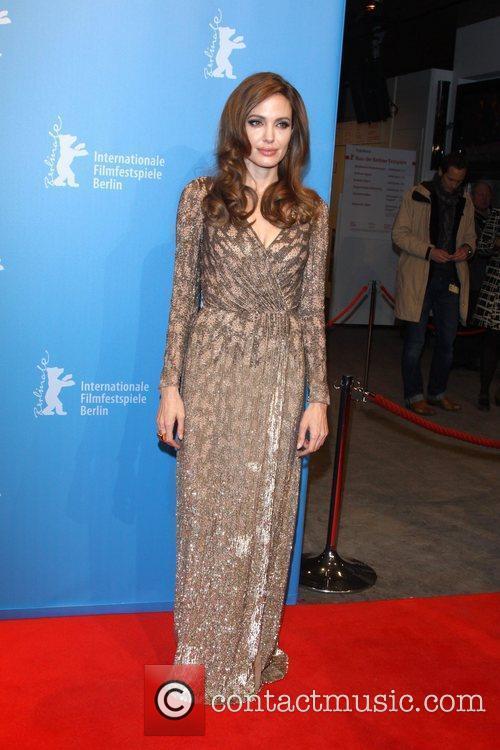 Angelina Jolie 62nd International Berlin Film Festival, Berlinale,...