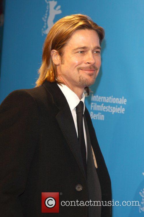 Brad Pitt 62nd International Berlin Film Festival, Berlinale,...