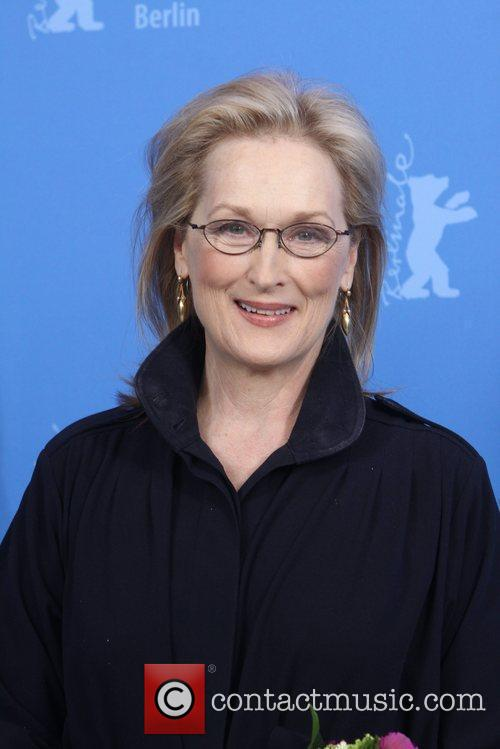 Meryl Streep 62nd annual Berlin International Film Festival...