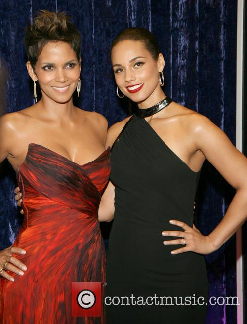 Halle Berry and Alicia Keys 11
