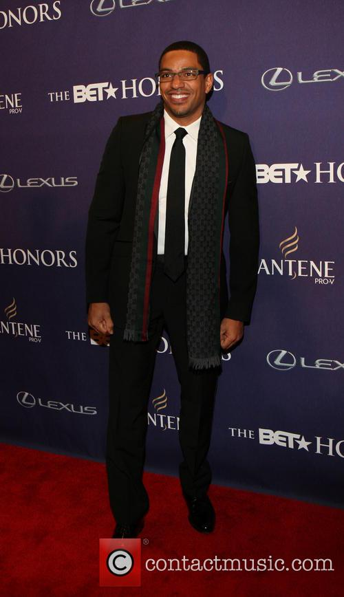 Laz Alonso BET Honors 2013: Red Carpet Presented...