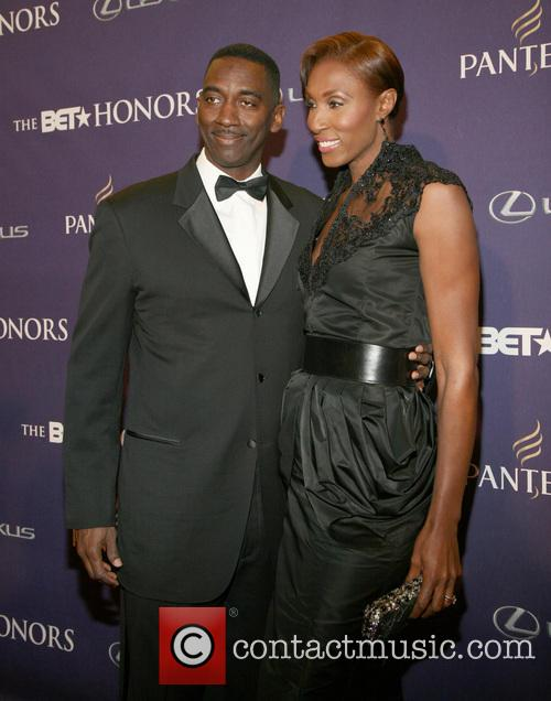 Michael Lockwood and Lisa Leslie 2
