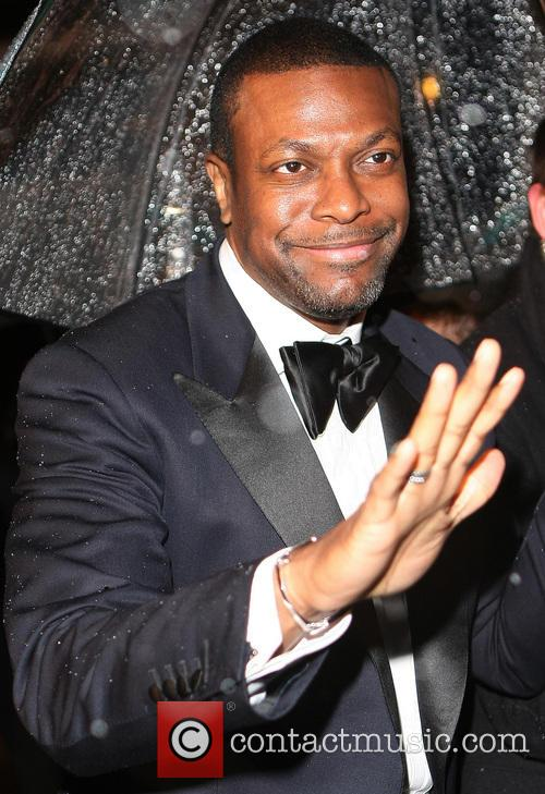 Chris Tucker, British Academy Film Awards and Grosvenor House 2