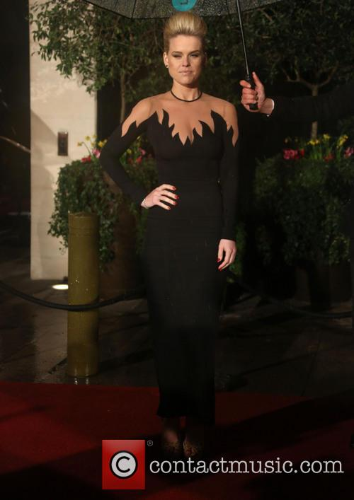 Alice Eve and British Academy Film Awards 8