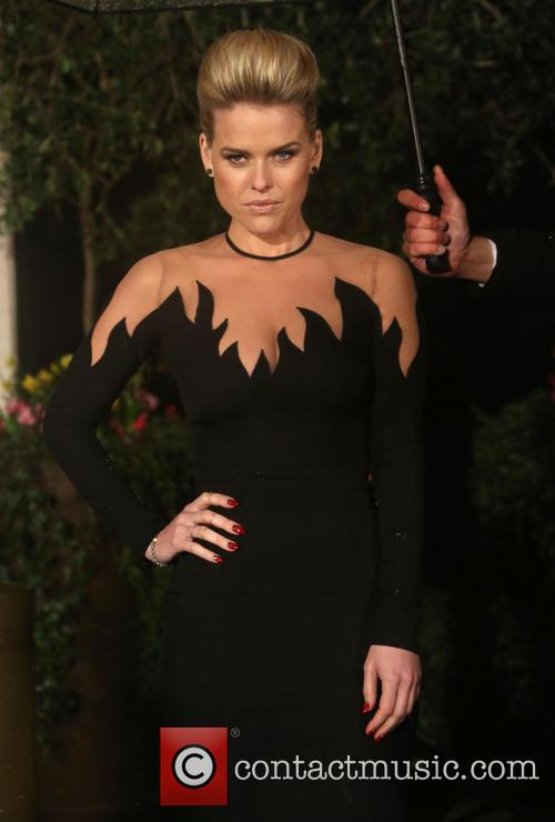 Alice Eve and British Academy Film Awards 1