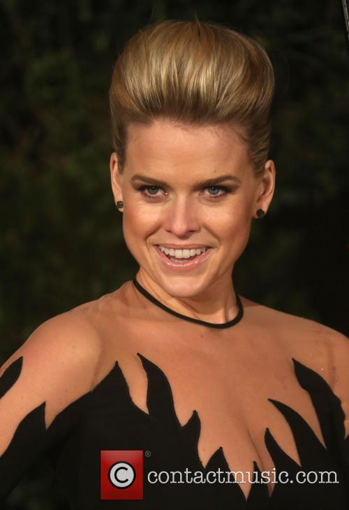 Alice Eve and British Academy Film Awards 6