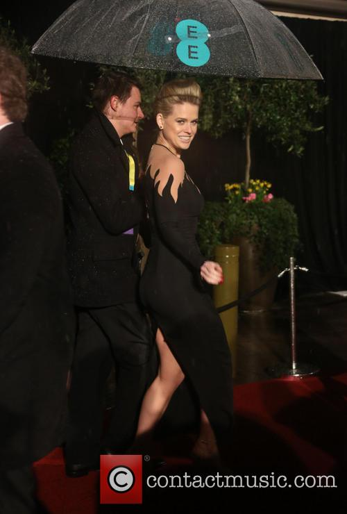 Alice Eve and British Academy Film Awards 9