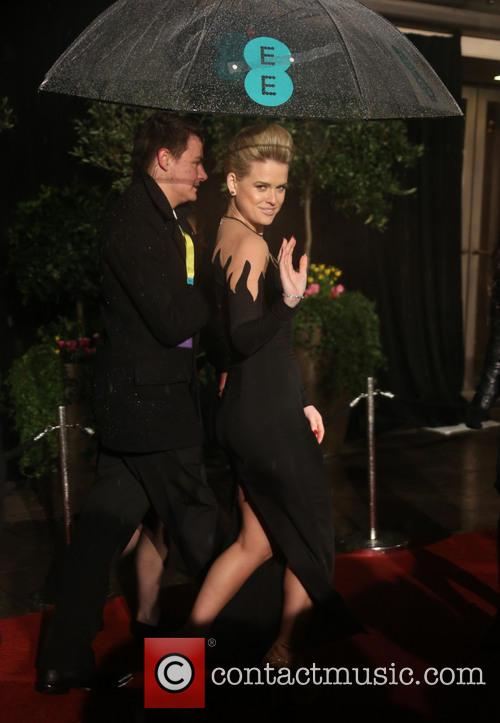 Alice Eve and British Academy Film Awards 10