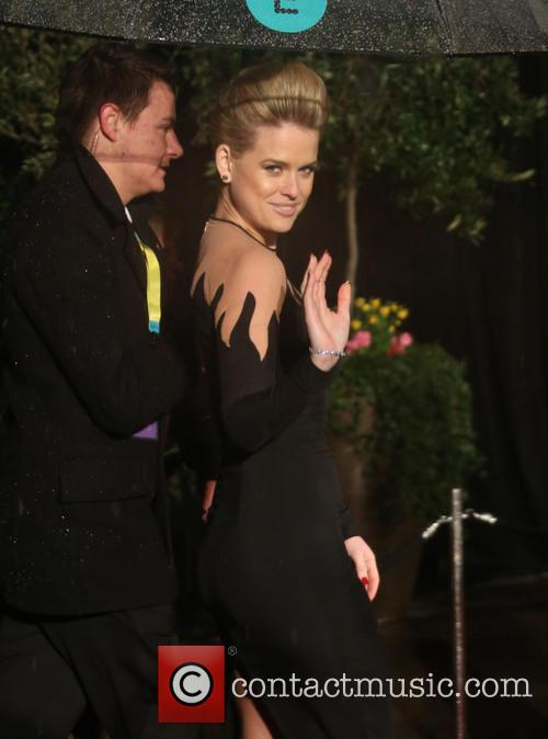 Alice Eve and British Academy Film Awards 7