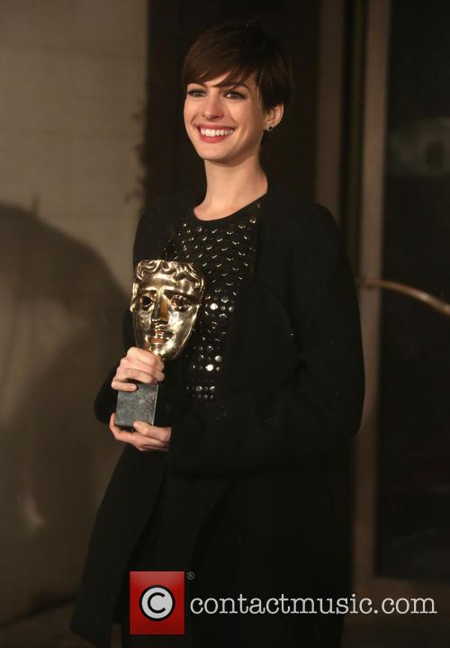 Anne Hathaway, British Academy Film Awards